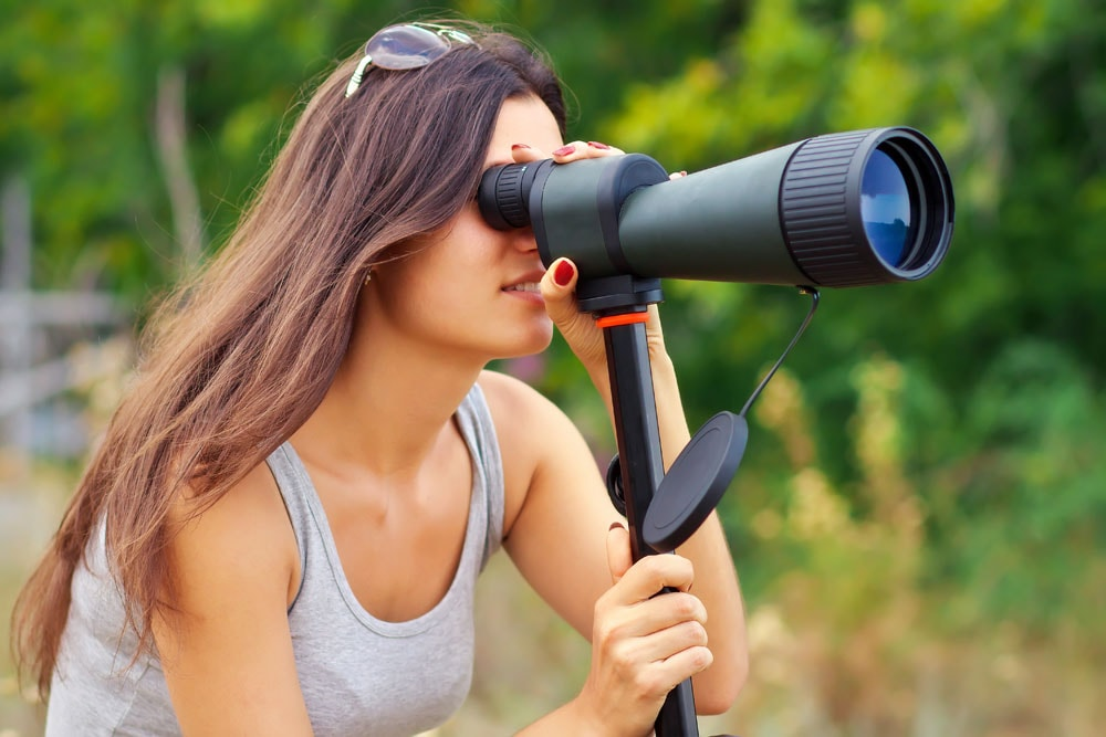 best shooting scope for target shooting