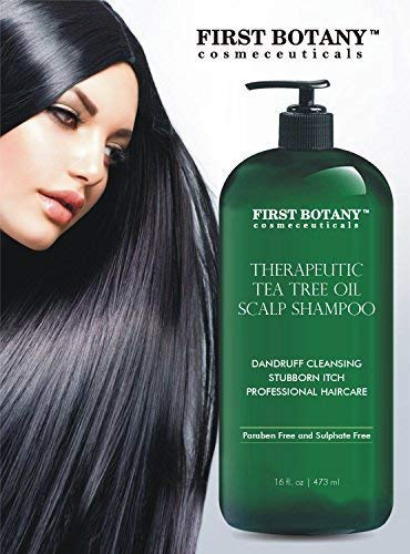 First Botany Cosmeceuticals Tea Tree Oil