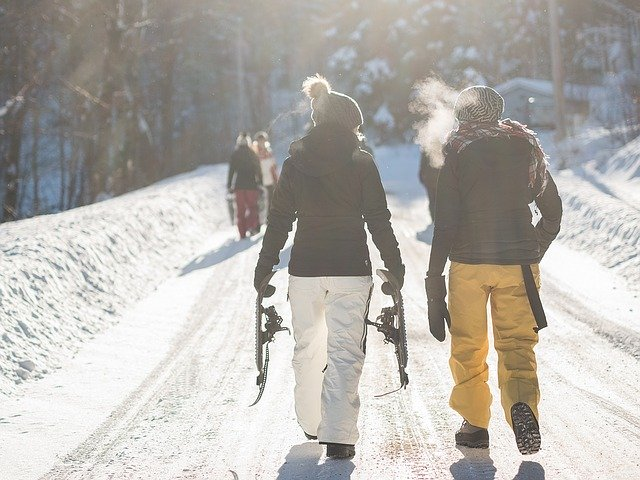 Ins and Outs of Winter Hiking