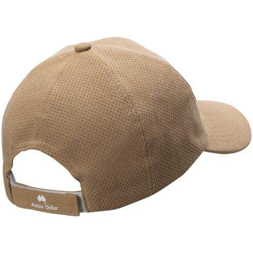Aussie Chiller Cooling Hat with Soak Me Design