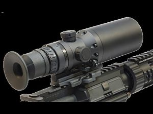 IR Defense IR Hunter Mark II 640 60hz 35mm Thermal Rifle Scope