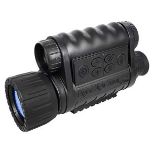 Bestguarder 6x 50mm HD Digital Night Vision Monocular with TFT LCD