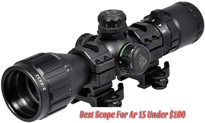 Best Scope For Ar 15 Under 0