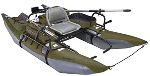 Colorado XT Inflatable Pontoon Boat from Classic Accessories