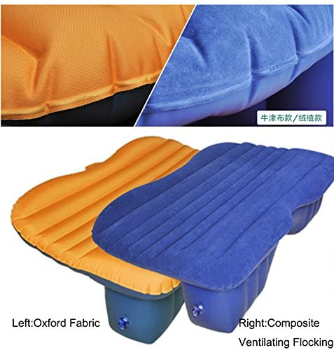 Heavy Duty Car Travel Inflatable Mattress, Car Inflatable Bed