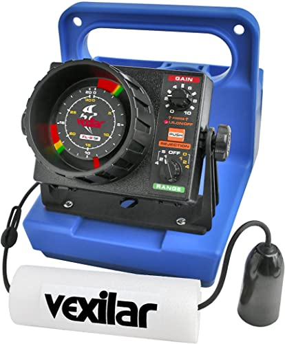 Vexilar FL-8se Genz Pack 19 Degree Ice Flasher – GP0819