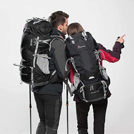 MOUNTAINTOP 55L/65L Hiking Backpack