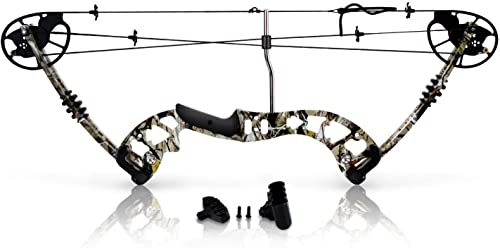SereneLife adjustable draw weight Compound Bow
