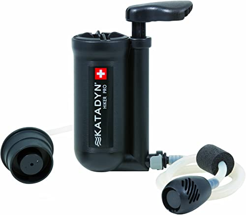 Katadyn BeFree Water purification, and Filtration System