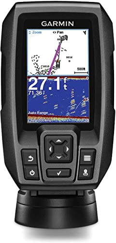 Garmin 010-01550-00 Striker 4 B built-in GPS Fish Finder