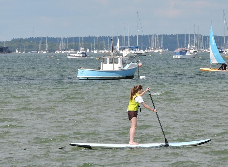Benefits of Standup Paddle Boarding