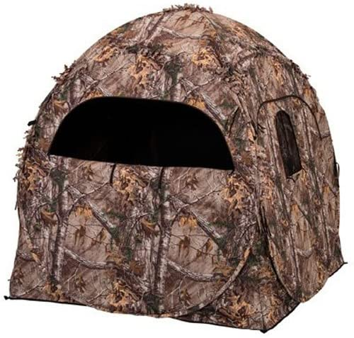 Evolved Ingenuity 1RX2S010 Hunting Doghouse – Best Ground Blind for Bowhunting