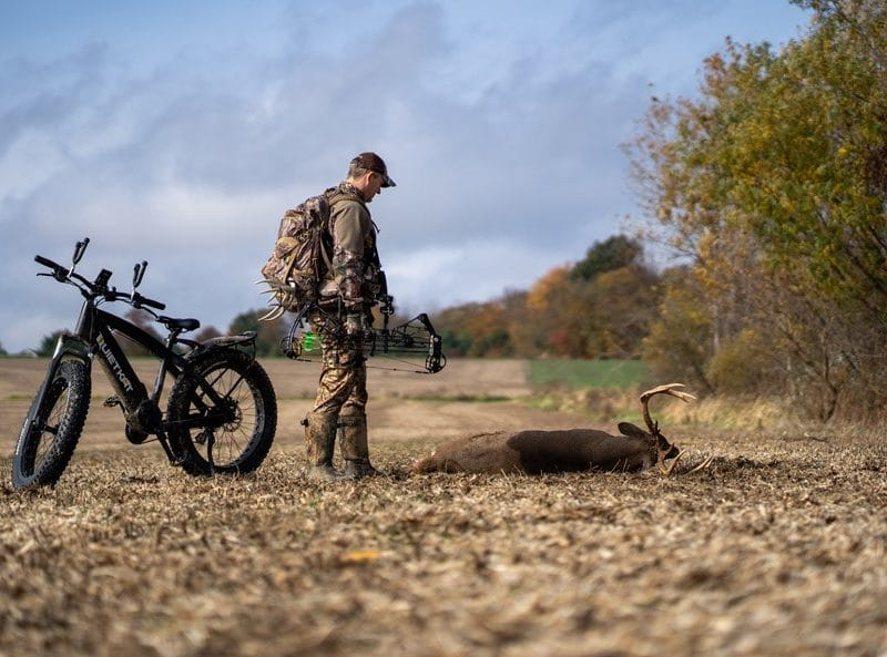 Hunting on an eBike Will Elevate Your Hunt