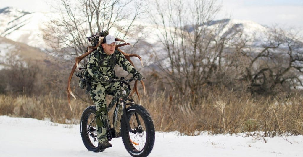 Why Are Hunters Turning to eBikes for Hunting
