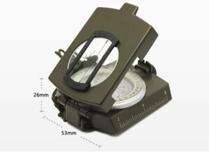 Professional Multifunction Military Army Compass