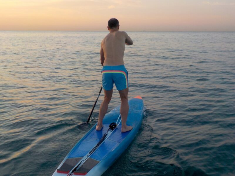7 Tips to Make Windy SUP Excursions Enjoyable and Safer