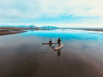 Why You Should Try Fishing on a Paddleboard