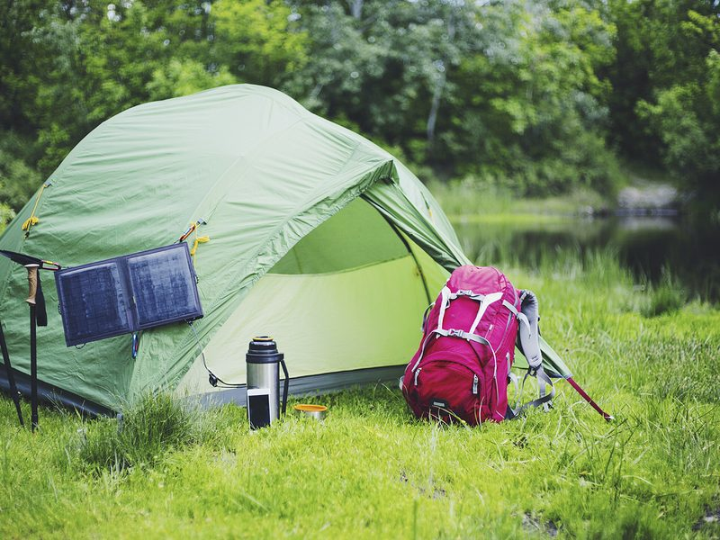 5 Items To Make Your Camping Trip Memorable.