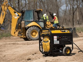 Why Do Construction Sites Use Portable Generators